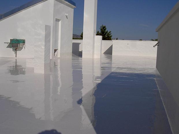 Impermeabilizaciones de Cubiertas Planas Mallorca