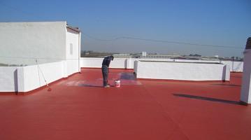 Membrana elástica de poliuretano en Mallorca